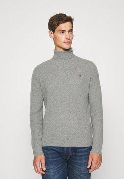 Polo Ralph Lauren - LONG SLEEVE - Strickpullover - fawn grey heather