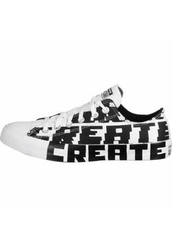 Converse - Baskets basses - black/white/white