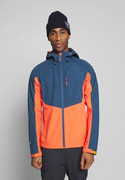 Icepeak - BARNES - Softshelljacke - burned orange
