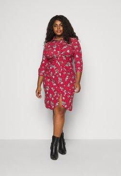 CAPSULE by Simply Be - DRESS - Sukienka koszulowa - red