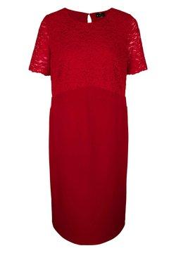 M. COLLECTION - Cocktailkleid/festliches Kleid - rot