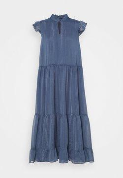 Bruuns Bazaar - SENNA OFIA DRESS - Freizeitkleid - riverside