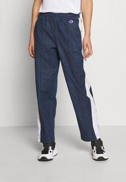 Champion Reverse Weave - LONG PANTS - Jogginghose - blue denim