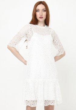 Madam-T - FIKERA - Cocktailkleid/festliches Kleid - weiß