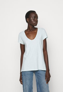DRYKORN - AVIVI - T-Shirt basic - grün