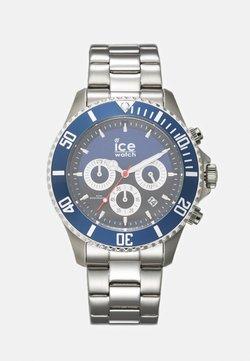 Ice Watch - Montre à aiguilles - marine/silver