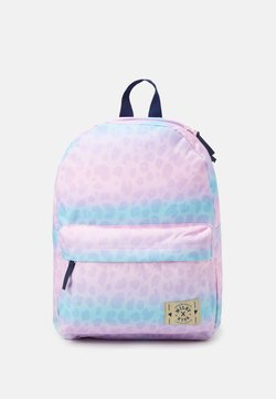 Kidzroom - BACKPACK MILKY KISS STAY CUTE PASTEL BEAUTY UNISEX - Ryggsäck - multicolour