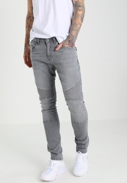 Urban Classics - Jeans Slim Fit - grey