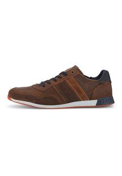 COX - Sneaker low - mittelbraun
