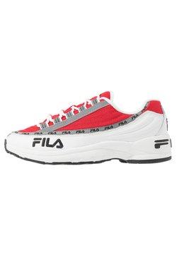 Fila - DSTR97 - Sneaker low - white/red