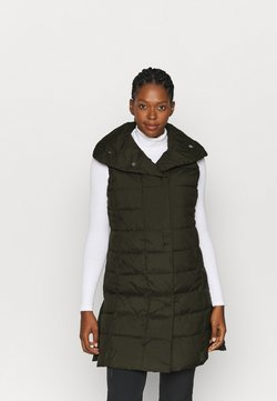 Didriksons - MY VEST - Smanicato - forest green