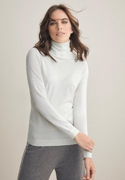 Falconeri - ULTRALIGHT - Strickpullover - white