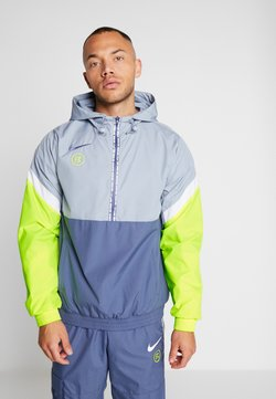 Nike Performance - Windbreaker - obsidian mist/diffused blue