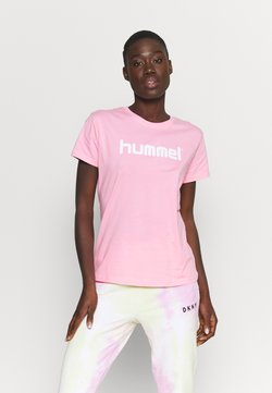 Hummel - HMLGO  - Camiseta estampada - cotton candy