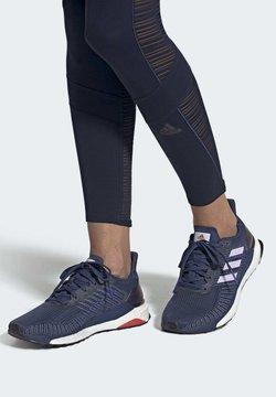 adidas Performance - SOLARBOOST 19 SHOES - Scarpe da corsa stabili - blue/purple/orange