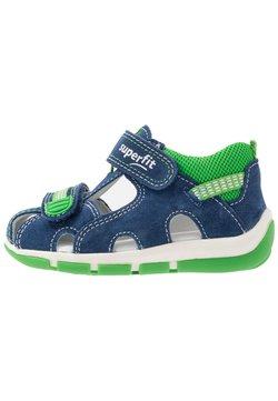 Superfit - FREDDY - Vauvan kengät - blau