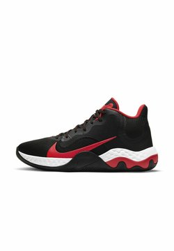 Nike Performance - RENEW ELEVATE - Zapatillas de baloncesto - black/university red-white