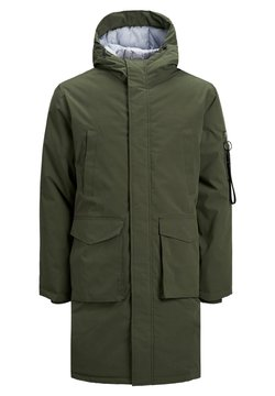 Jack & Jones - Parka - forest night