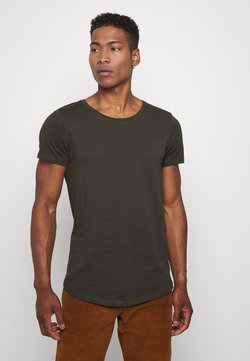 Lee - SHAPED TEE - T-shirts - serpico green