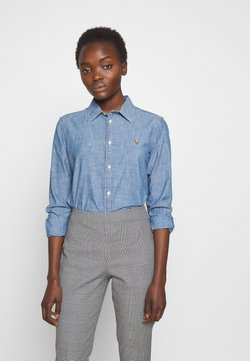 Polo Ralph Lauren - CHAMBRAY GEORGOA - Skjorte - indigo