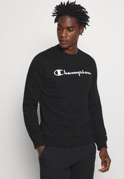 Champion - LEGACY CREWNECK - Collegepaita - black