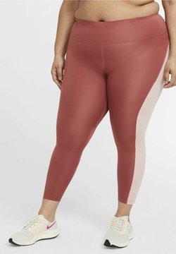 Nike Performance - Collant - canyon rust/pink glaze