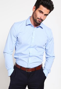 OLYMP - OLYMP NO.6 SUPER SLIM FIT - Businesshemd - hellblau
