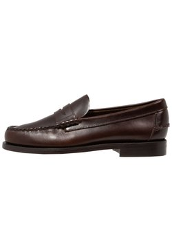 Sebago - DAN WAXY - Business-Slipper - dark brown