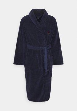 Polo Ralph Lauren - SHAWL COLLAR ROBE - Dressing gown - cruise navy