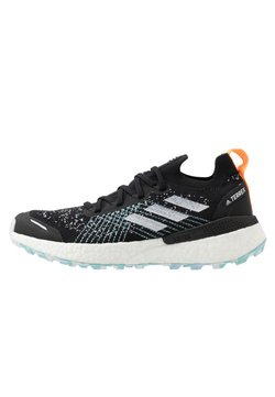 adidas Performance - TERREX TWO ULTRA PARLEY - Zapatillas de trail running - core black/dash grey/blue spirit