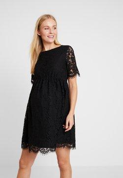 GAP Maternity - DRESS - Cocktail dress / Party dress - true black