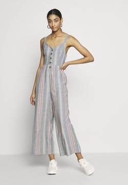 American Eagle - EASY - Jumpsuit - blue