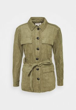 Marks & Spencer London - Tunn jacka - khaki