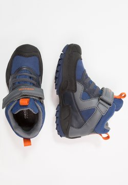 Geox - NEW SAVAGE ABX - Stiefelette - blue/dark grey