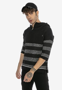 Red Bridge - Kapuzenpullover - black