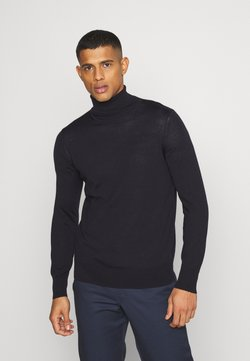 ARKET - JUMPER - Strickpullover - blue medium
