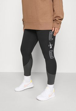 Nike Sportswear - AIR - Leggings - Trousers - black
