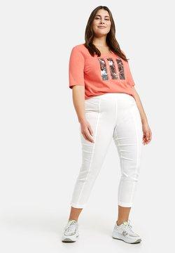 Samoon - LUCY - Leggings - white