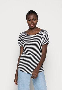 mbyM - LUCIANNA - T-Shirt print - black sugar