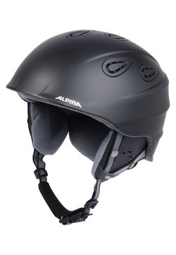 Alpina - GRAP 2.0 - Helm - black matt