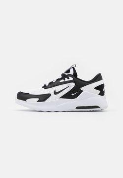 Nike Sportswear - AIR MAX BOLT - Sneakers laag - white/black