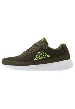 Kappa - FOLLOW  - Trainings-/Fitnessschuh - army/lime