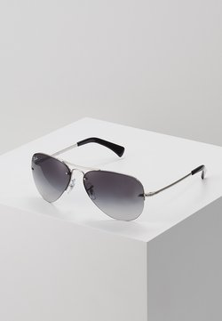 Ray-Ban - 0RB3449 - Solbriller - silver gray