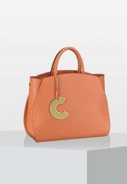 Coccinelle - CONCRETE - Handtasche - peach