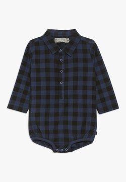 Smitten Organic - BODY BABY - Camisa - ensign blue