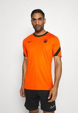 Nike Performance - AS ROM  - Pelipaita - safety orange/black