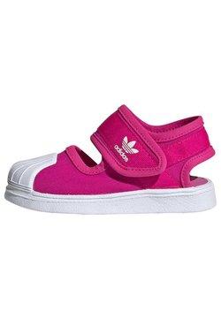 adidas Originals - SUPERSTAR 360 SANDALS - Sandales - pink