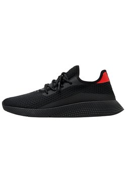 PULL&BEAR - Sneakers - black