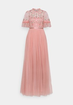 Needle & Thread - ELSIE RIBBON BODICE MAXI DRESS - Occasion wear - rose fairy tale