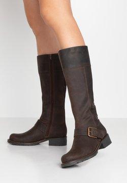 Clarks - ORINOCO JAZZ - Stiefel - dark brown